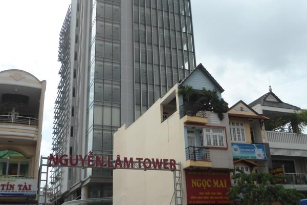 NGUYỄN LÂM TOWER (DƯƠNG BÁ TRẠC, Q8)